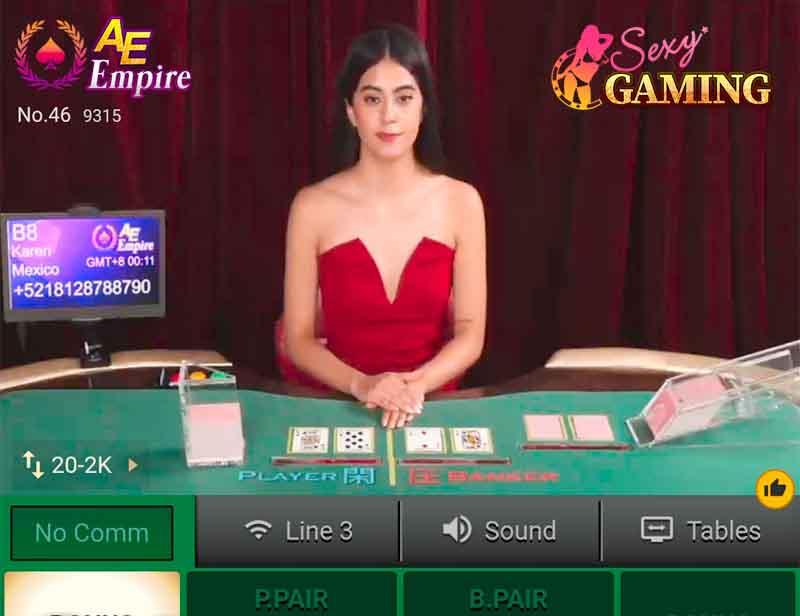 ทางเข้า Sexygame M88B